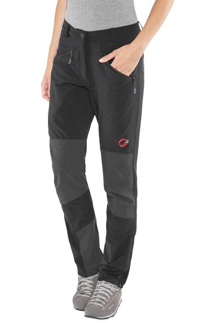 Mammut Klettergurt Hose : Mammut base jump so pants women black campz
